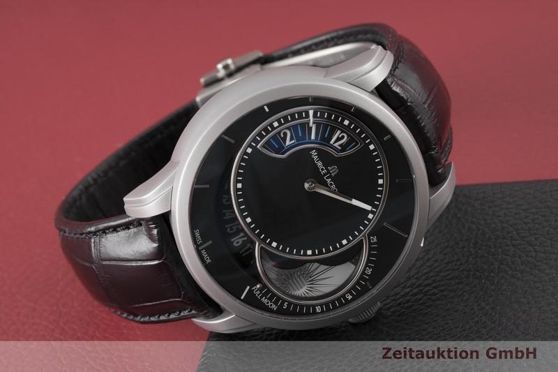 gebrauchte Luxusuhr Maurice Lacroix Pontos Titan Automatik Kal. ML122, SW200-1 Ref. PT6218 LIMITED EDITION   2004760 _1