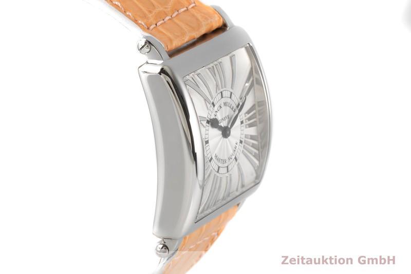 gebrauchte Luxusuhr Franck Muller Master Square Stahl Quarz Kal. 751 Ref. 6002 M QZ RE LR  | 2004762 _0