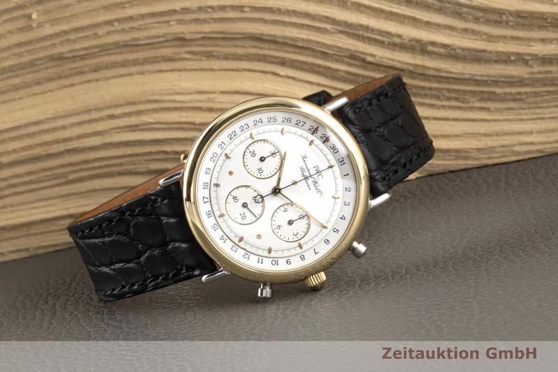 gebrauchte Luxusuhr IWC Portofino Chronograph Stahl / Gold Quarz Kal. 630 Ref. 3731  | 2004790 _0