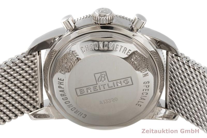 gebrauchte Luxusuhr Breitling Superocean Heritage 46 Stahl Automatik Kal. B13 Ref. A13320  | 2004792 _0