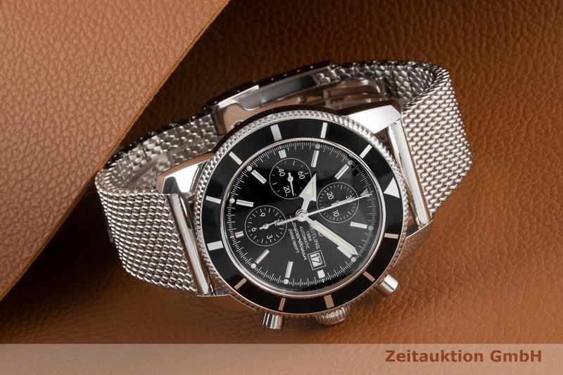 gebrauchte Luxusuhr Breitling Superocean Heritage 46 Stahl Automatik Kal. B13 Ref. A13320  | 2004792 _1