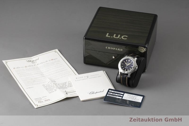 gebrauchte Luxusuhr Chopard Pro One Stahl Automatik Kal. 4.96 Ref. 8912  | 2004862 _0