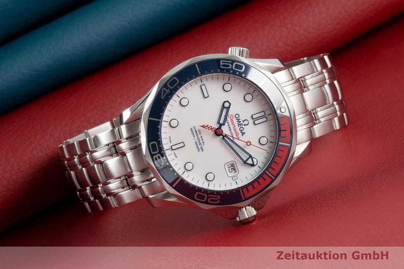 gebrauchte Luxusuhr Omega Seamaster Stahl Automatik Kal. 2507 Ref. 212.32.41.20.04.001 LIMITED EDITION | 2004892 _1