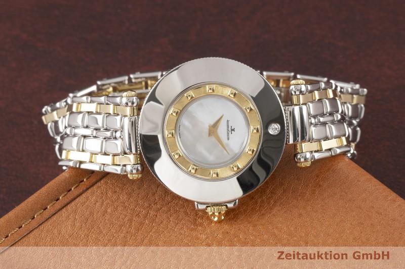 gebrauchte Luxusuhr Jaeger LeCoultre Rendez-Vous  Stahl / Gold Quarz Kal. 609 Ref. 421.5.09    2004909 _0