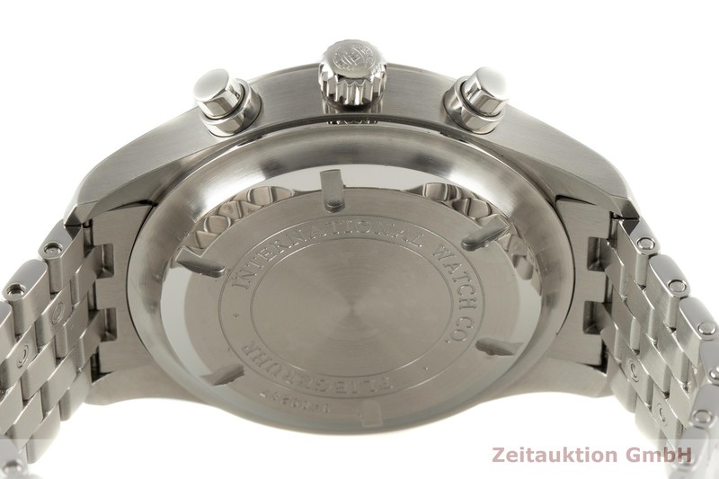 gebrauchte Luxusuhr IWC Fliegerchronograph Chronograph Stahl Automatik Kal. C.79320 Ref. 3717  | 2004934 _1