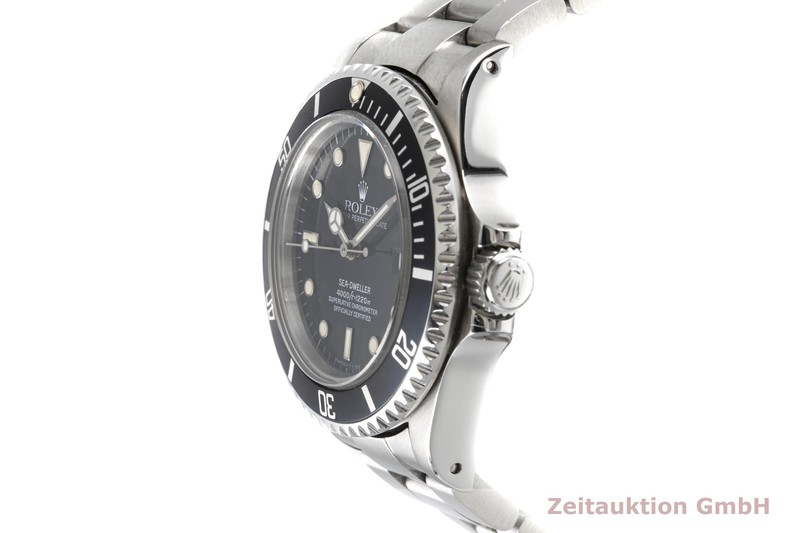 gebrauchte Luxusuhr Rolex Sea Dweller Stahl Automatik Kal. 3035 Ref. 16660 VINTAGE  | 2004941 _0