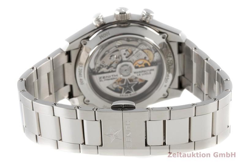 gebrauchte Luxusuhr Zenith El Primero Chronograph Stahl Automatik Kal. 400 Ref. 03.2040.400/21.M2040  | 2004969 _1