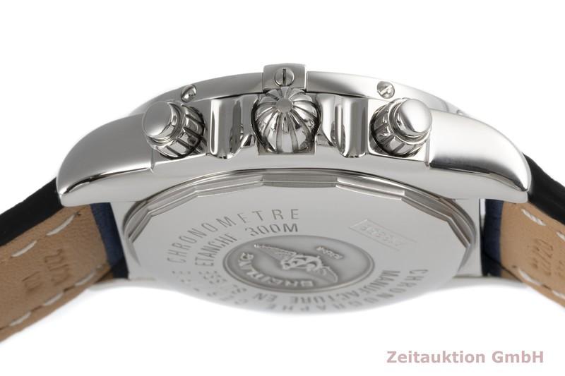 gebrauchte Luxusuhr Breitling Chronomat Chronograph Stahl Automatik Kal. B13 Ref. A13356  | 2004987 _1