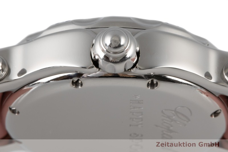 gebrauchte Luxusuhr Chopard Happy Sport Stahl Quarz Kal. ETA 255.112 Ref. 28/8950  | 2005031 _1