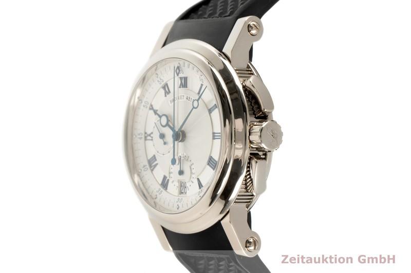 gebrauchte Luxusuhr Breguet Marine Chronograph 18k Weissgold Automatik Kal. 583Q/1 Ref. 5827  | 2005051 _0
