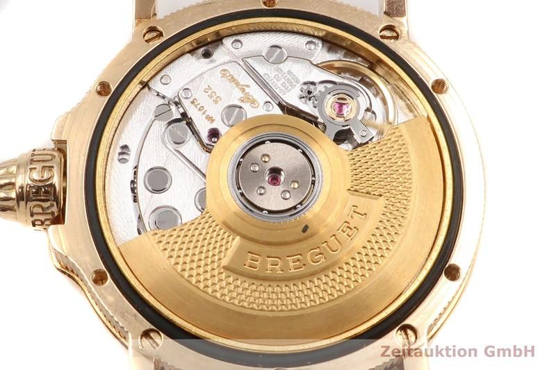 gebrauchte Luxusuhr Breguet Marine 18k Gold Automatik Kal. 552  | 2005060 _0