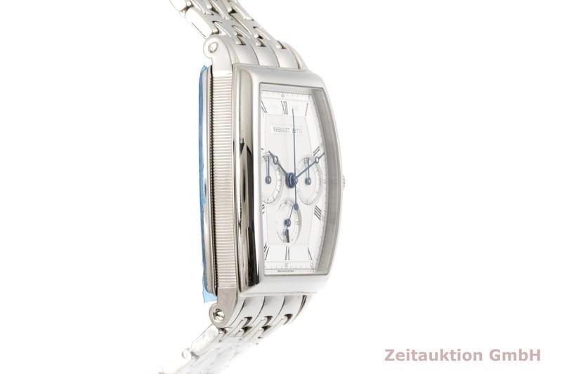 gebrauchte Luxusuhr Breguet Heritage  Chronograph 18k Weissgold Automatik Kal. 550 Ref. 5460  | 2005062 _0