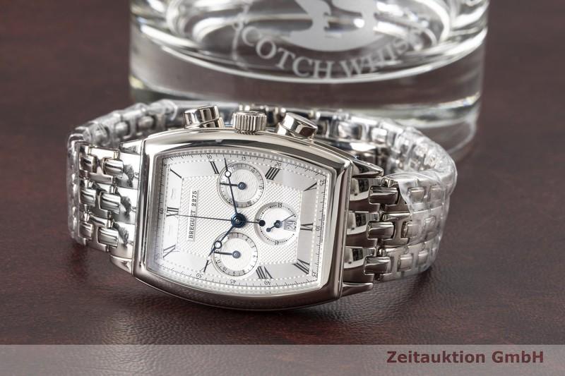 gebrauchte Luxusuhr Breguet Heritage  Chronograph 18k Weissgold Automatik Kal. 550 Ref. 5460  | 2005062 _1