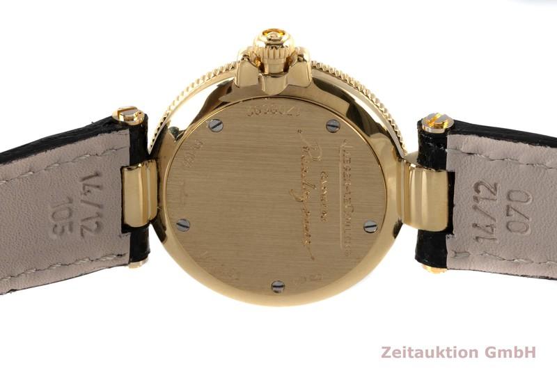 gebrauchte Luxusuhr Jaeger LeCoultre Rendesvous 18k Gold Quarz Kal. 601 Ref. 441.1.01  | 2005086 _1