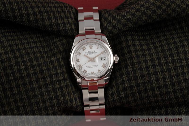 gebrauchte Luxusuhr Rolex Datejust Stahl Automatik Kal. 2235 Ref. 179160  | 2005133 _0