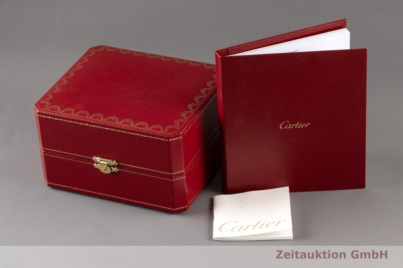 gebrauchte Luxusuhr Cartier Tank 18k Gold Quarz Kal. 690 Ref. 3167    2005180 _0
