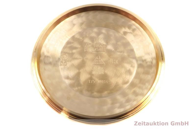 gebrauchte Luxusuhr Omega Speedmaster Chronograph 18k Rotgold Automatik Kal. 1151 Ref. 175.0084  | 2005224 _1