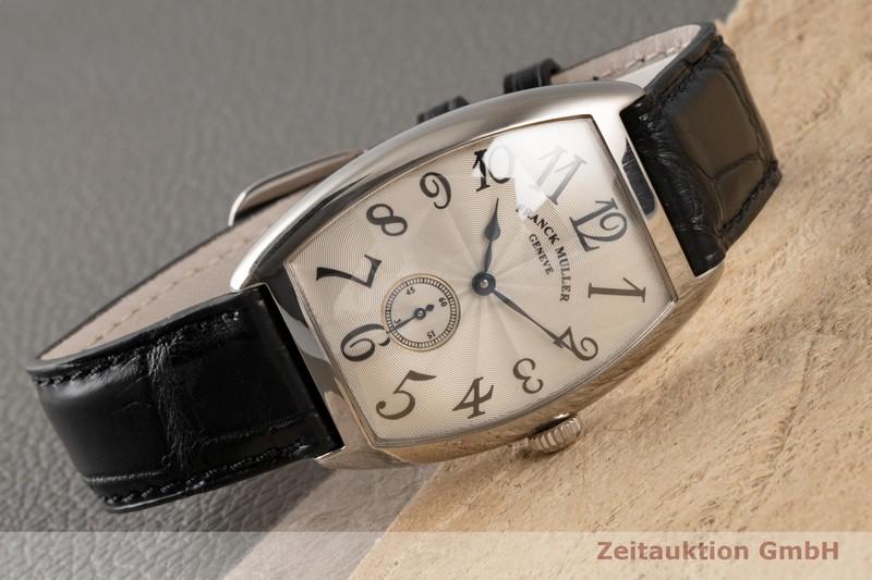 gebrauchte Luxusuhr Franck Muller Casablanca 18k Weissgold Handaufzug Kal. 7500 Ref. 285256  | 2005251 _0