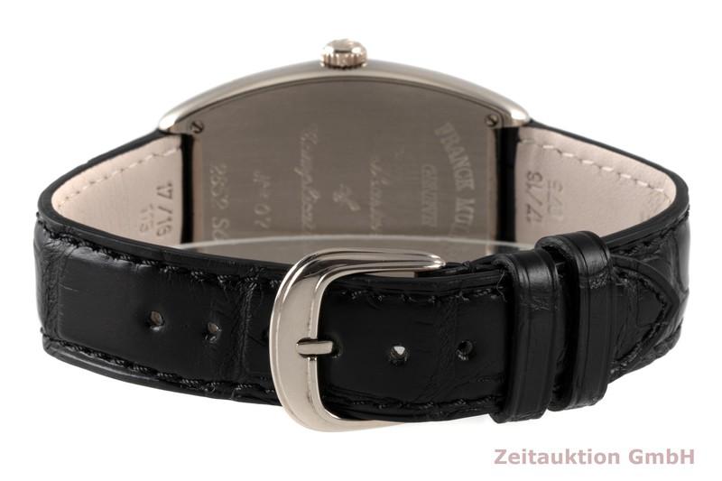 gebrauchte Luxusuhr Franck Muller Casablanca 18k Weissgold Handaufzug Kal. 7500 Ref. 285256  | 2005251 _1