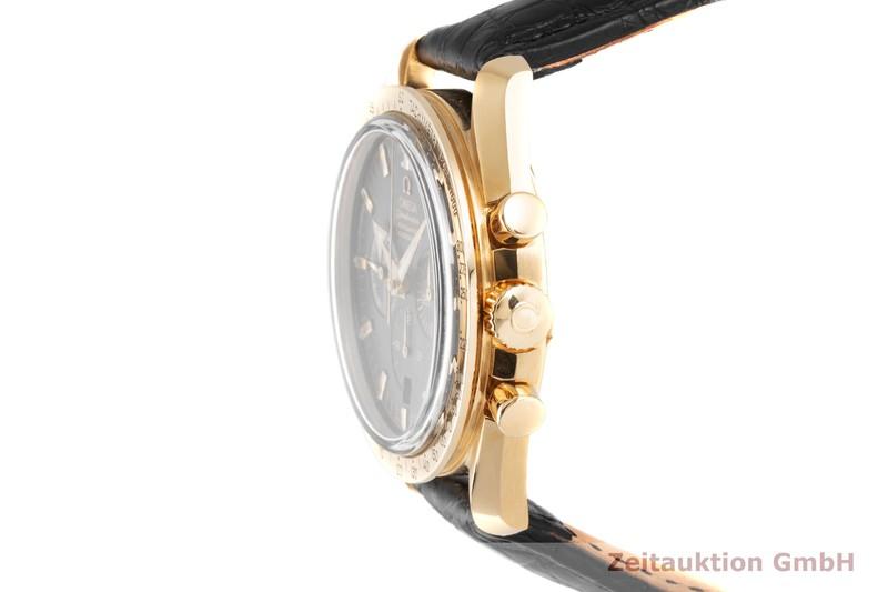 gebrauchte Luxusuhr Omega Speedmaster Chronograph 18k Gold Automatik Kal. 3303 Ref. 178.0022, 3151.50    2005267 _0