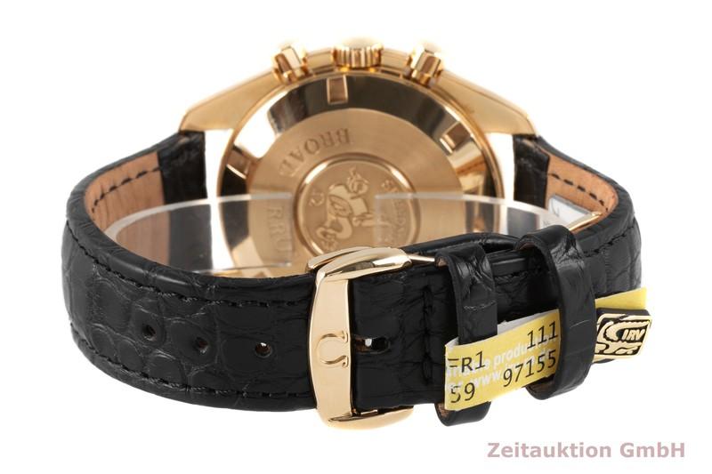 gebrauchte Luxusuhr Omega Speedmaster Chronograph 18k Gold Automatik Kal. 3303 Ref. 178.0022, 3151.50    2005267 _1