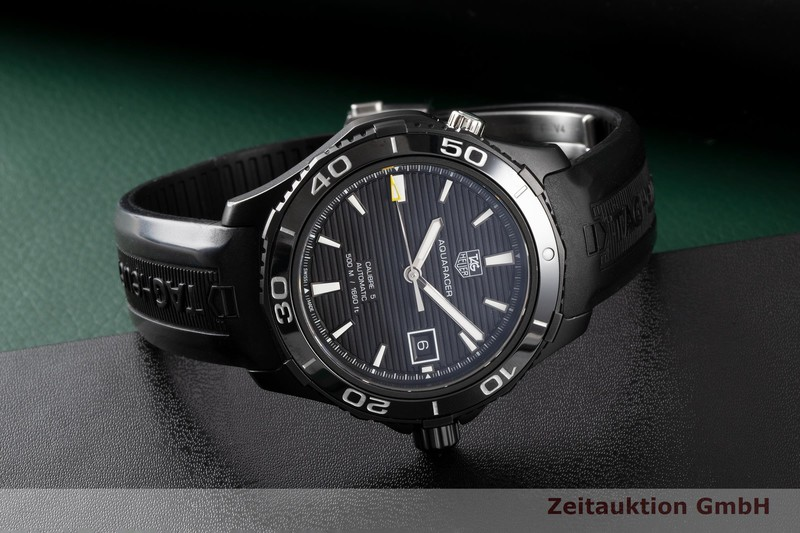gebrauchte Luxusuhr Tag Heuer Aquaracer Titan Automatik Kal. 5 Ref. WAK2180  | 2005271 _0
