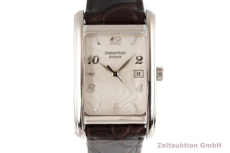 gebrauchte Luxusuhr Audemars Piguet Edward Piguet 18k Weissgold Automatik Kal. 2140    2005287 _0
