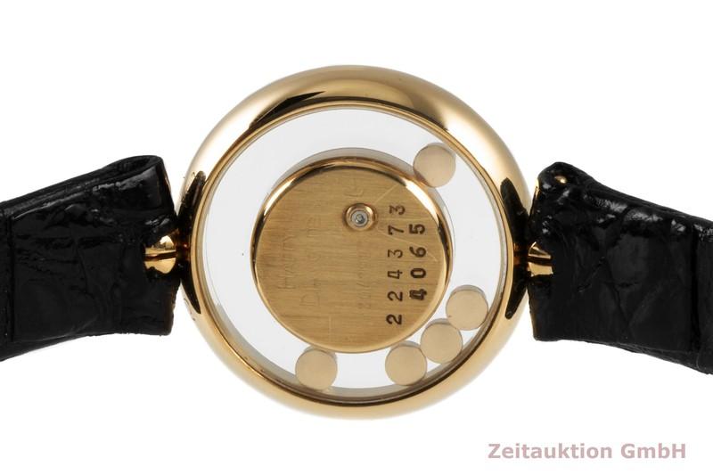 gebrauchte Luxusuhr Chopard Happy Diamonds 18k Gold Quarz Ref. 4065  | 2005296 _1