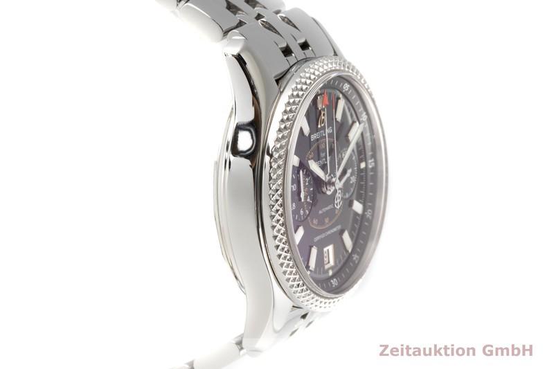 gebrauchte Luxusuhr Breitling Bentley Chronograph Stahl / Platin  Automatik Kal. B26 Ref. P26362  | 2005322 _0