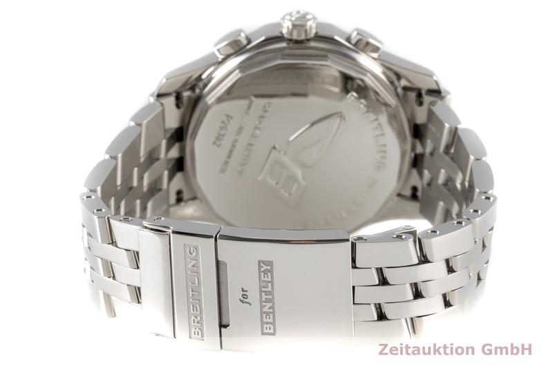 gebrauchte Luxusuhr Breitling Bentley Chronograph Stahl / Platin  Automatik Kal. B26 Ref. P26362  | 2005322 _1