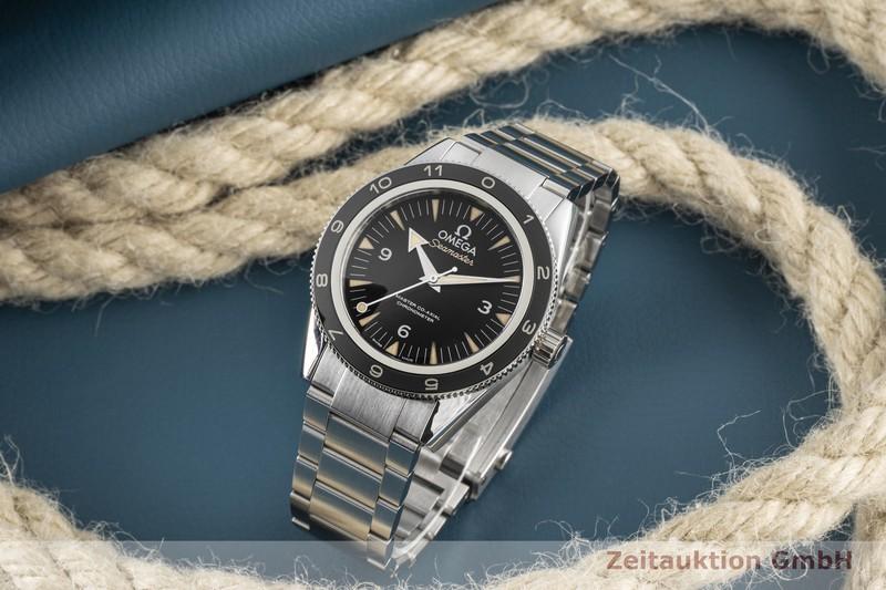 gebrauchte Luxusuhr Omega Seamaster Stahl Automatik Kal. 8400 Ref. 233.32.41.21.01.001    2005336 _1