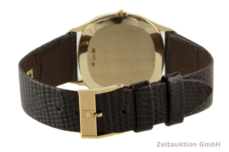gebrauchte Luxusuhr Zenith * 14k Gelbgold Quarz Kal. 11.6 Ref. 36.1960.116  | 2005339 _1