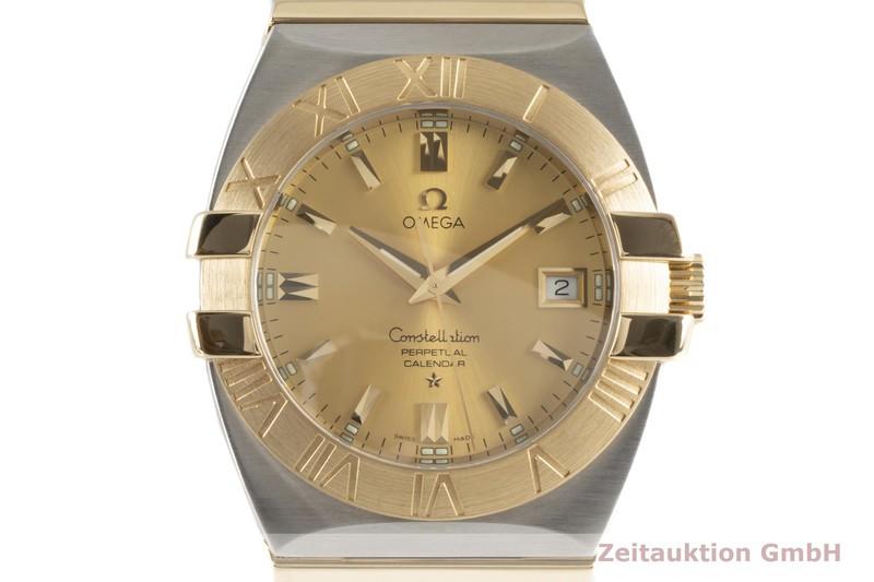 gebrauchte Luxusuhr Omega Constellation Stahl / Gold Quarz Kal. 1680 Ref. 1213.10.00, 396.1203  | 2005372 _0