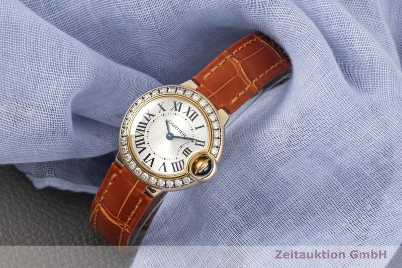 gebrauchte Luxusuhr Cartier Ballon Bleu de Cartier 18k Gold Quarz Kal. 057 Ref. 3006  | 2005400 _1