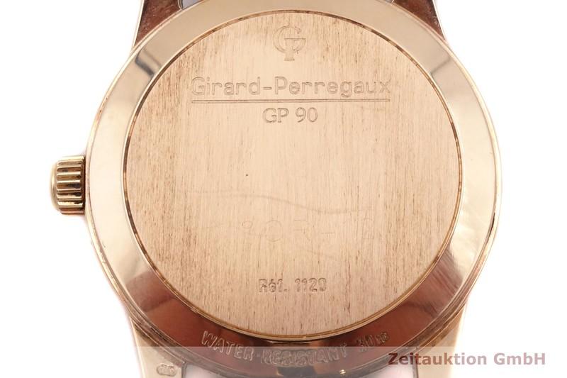 gebrauchte Luxusuhr Girard Perregaux GP 90 18k Rotgold Automatik Kal. 2240-068 Ref. 1120  | 2005401 _1