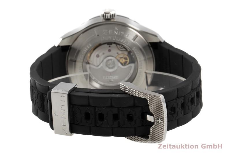 gebrauchte Luxusuhr Zenith Elite Stahl Automatik Kal. 685SC Ref. 03.0521.685 LIMITED EDITION | 2005454 _1