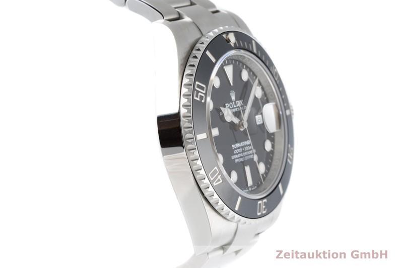 gebrauchte Luxusuhr Rolex Submariner Stahl Automatik Kal. 3235 Ref. 126610LN  | 2005463 _0