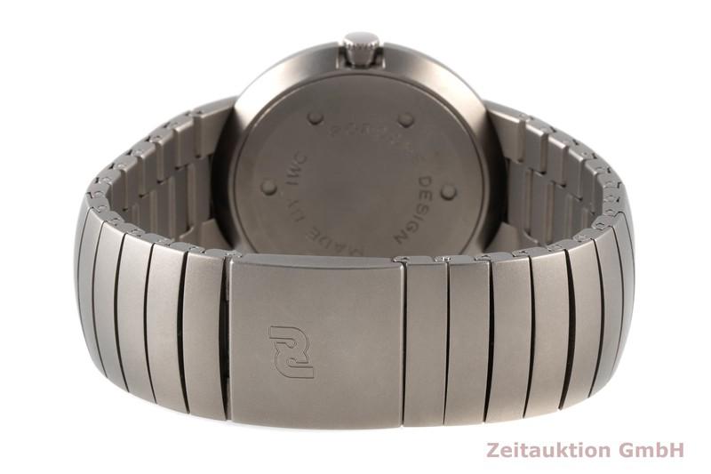 gebrauchte Luxusuhr IWC Porsche Design Titan Quarz Kal. 643 Ref. 3821/3822  | 2005465 _1