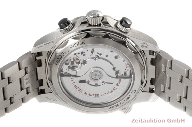 gebrauchte Luxusuhr Omega Seamaster Chronograph Stahl Automatik Kal. 9900 Ref. 210.30.44.51.01.001, STZ010974  | 2005468 _1