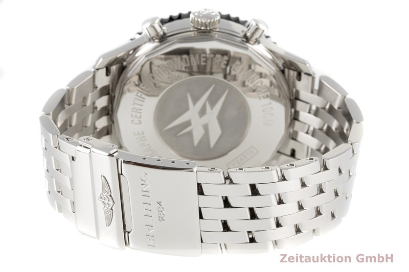 gebrauchte Luxusuhr Breitling Chronoliner Chronograph Keramik / Stahl Automatik Ref. Y2431012/BE10  | 2005476 _1
