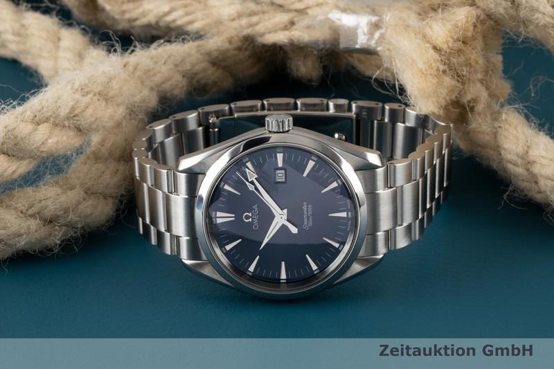 gebrauchte Luxusuhr Omega Seamaster Stahl Quarz Kal. 1538 Ref. 196.1113    2005488 _0