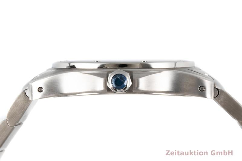 gebrauchte Luxusuhr Cartier Santos Ronde Stahl Quarz Kal. 87.06 Ref. 15611  | 2005530 _1