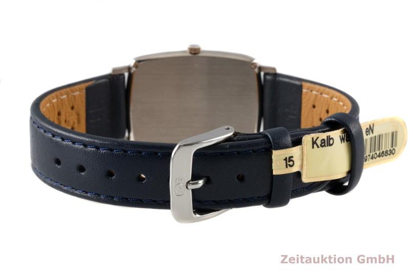 gebrauchte Luxusuhr Vacheron & Constantin Classique 18k Weissgold Handaufzug Kal. 1003 Ref. 7590    2005531 _1