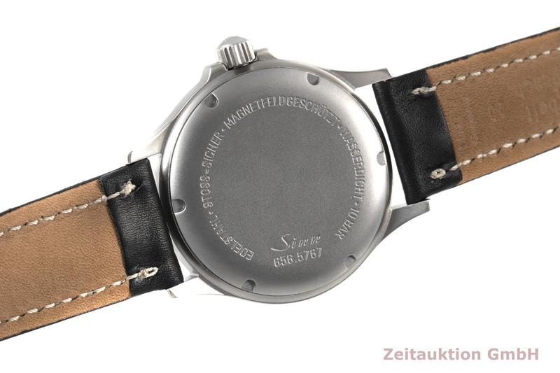 gebrauchte Luxusuhr Sinn 656 Stahl Automatik Ref. 656.010  | 2005537 _1
