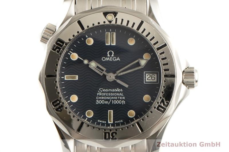 gebrauchte Luxusuhr Omega Seamaster Stahl Automatik Kal. 1109 Ref. 168.1502, 196.1502  | 2005547 _0