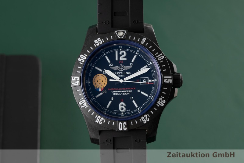 gebrauchte Luxusuhr Breitling Skyracer Breitlight Quarz Kal. B74 Ref. X74320 LIMITED EDITION   2005573 _0