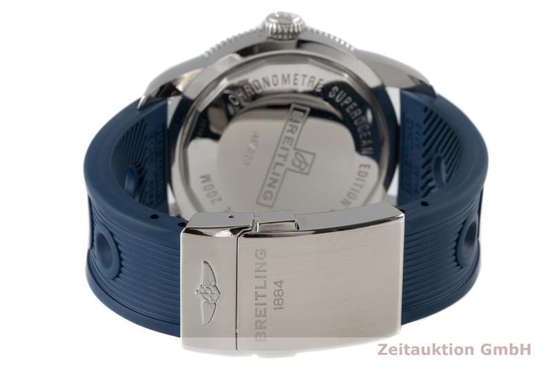 gebrauchte Luxusuhr Breitling Superocean Stahl Automatik Kal. B17 Ref. A17320    2005581 _1