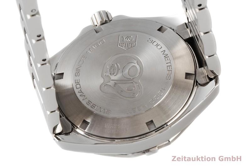 gebrauchte Luxusuhr Tag Heuer Aquaracer Stahl Quarz Ref. WAY1110  | 2005593 _1