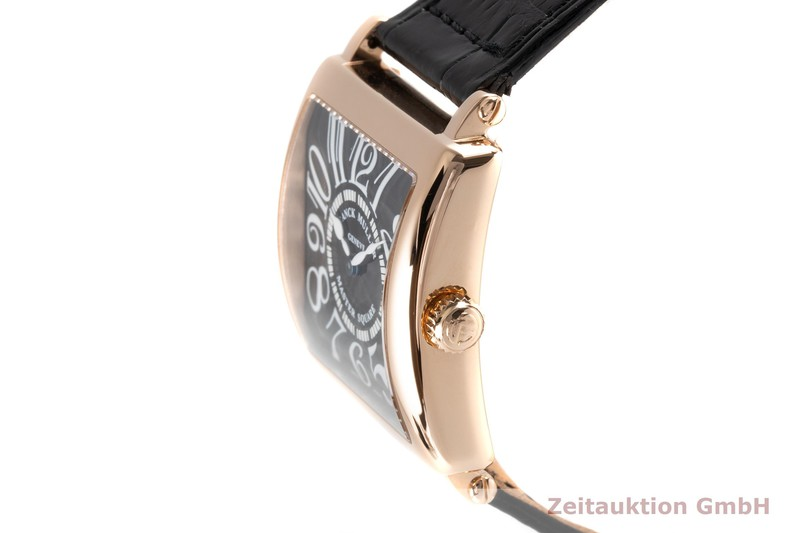 gebrauchte Luxusuhr Franck Muller Master Square 18k Rotgold Quarz Ref. 6002LQZV  | 2005651 _0