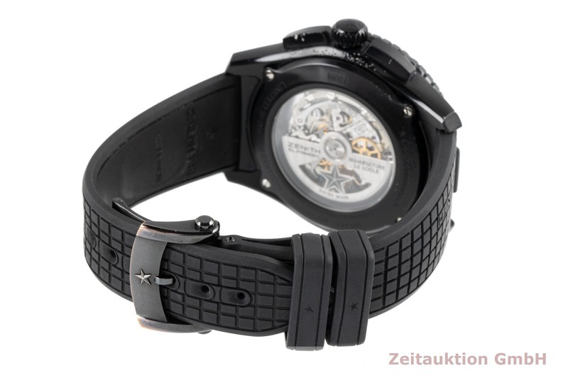 gebrauchte Luxusuhr Zenith El Primero Chronograph Titan Automatik Kal. 405 Ref. 24.2062.405 LIMITED EDITION   2005662 _1